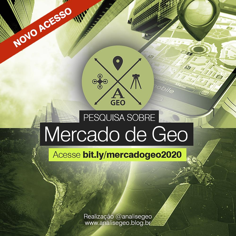 Pesquisa Mercado de Geo AnaliseGeo