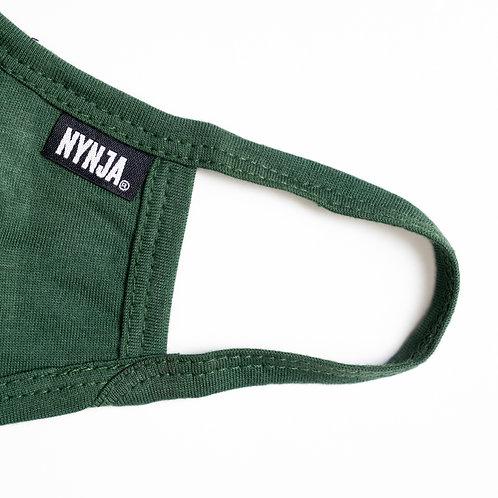 3 Pack NYNJA GREEN JUNGLE with Filter Pocket