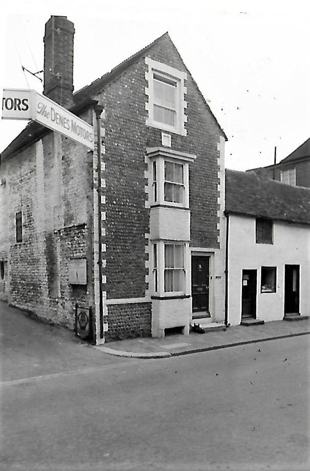 Old Customs House Tallboys