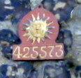 No. 33 Sun fire insurance mark.jpg