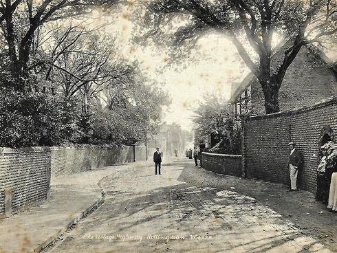 c1910 view north end of High St.jpg