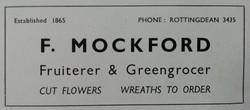 Mockfords ad