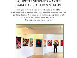 Please step forward and volunteer, it's fun!