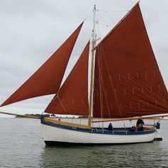 Traditional whelk boat