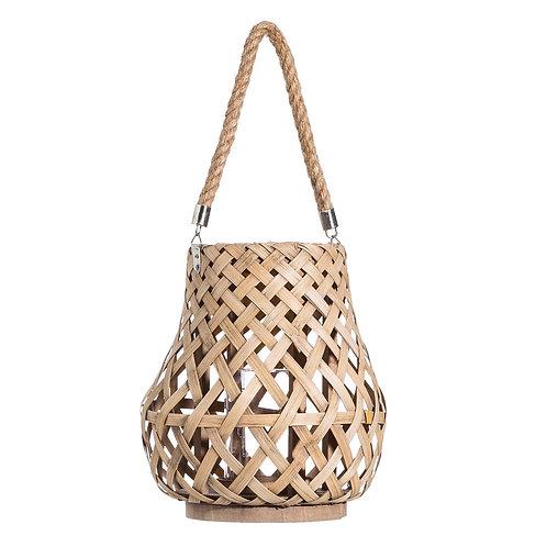 Lanterne bohème en Bambou
