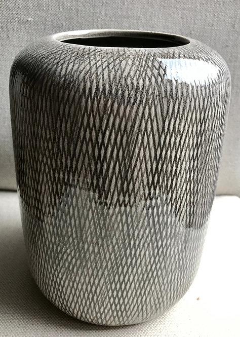 Vase céramique gris Broste Copenhagen