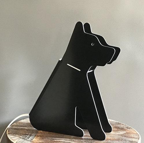 Lampe design chien