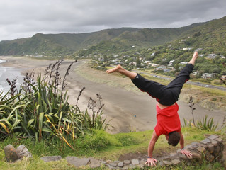 LEARN TO HANDSTAND IN 30 DAYS