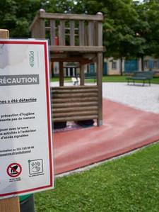 Заражение почвы диоксинами в Лозанне – часть национальной проблемы