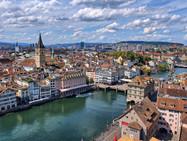 В сравнении городов Цюрих уступает Вене и Пекину