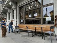 Каждый пятый ресторан в Швейцарии не пережил пандемию