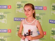 Юная российская скрипачка выступит на фестивале Interlaken Classics