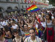 Сторонники LGBT+ прошли по Женеве