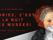 Ночь музеев в Лозанне и Пюлли