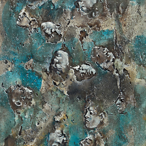 Похороненные противники. Ганс Эрни, 2009
