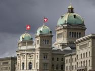 Федеральный дворец в Берне вновь открывается для посетителей