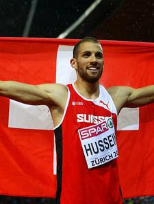 Швейцарского легкоатлета отстранили от участия в Олимпиаде из-за леденцов