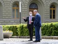 Президент Швейцарии и США встретятся в Женеве 15 июня