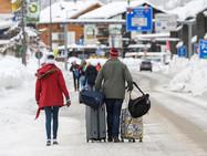 Швейцария не досчиталась туристов