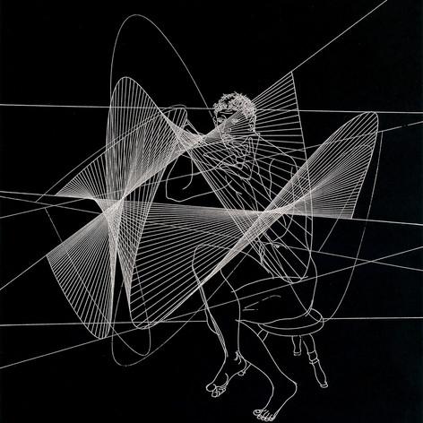 Чертежник II. Ганс Эрни, 1940