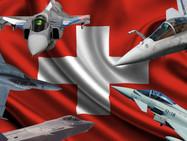 В среду Федеральный совет должен выбрать модель истребителя для ВВС Швейцарии
