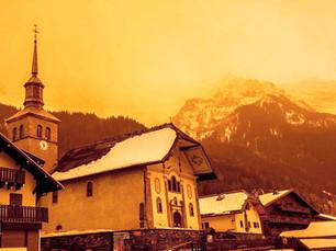 Оранжевое небо – радиоактивный песок