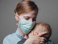 Боятся ли дети людей в масках?