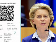 Европарламент одобрил сертификат COVID