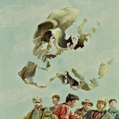 Yaltropa. Ганс Эрни, 1945