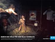 Плакат с социальной рекламой запретили в Цюрихе