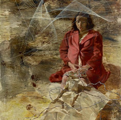Молодая женщина. Ганс Эрни, 1942