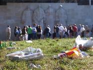 Штрафы до 300 франков за оставленный мусор