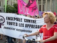 Фиолетовая волна движения феминисток снова накрыла Швейцарию