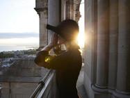 Впервые в истории ночным сторожем Лозаннского собора стала женщина