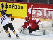 Германия по буллитам победила Швейцарию на ЧМ по хоккею
