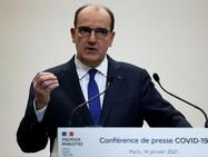 Франция: общий комендантский час по всей Франции с 18:00