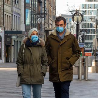 Ковидная Женева, декабрь 2020