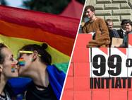 Швейцарцы против инициативы «99%», но за «брак для всех»