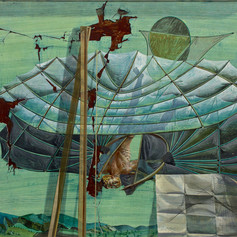 Икар из Лилиенталя. Ганс Эрни, 1941