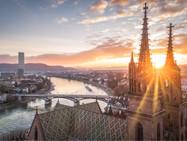 Базель может стать «зелёной столицей» Европы