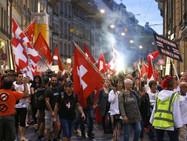 «Протестные четверги» в Берне