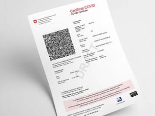 Covid-сертификаты уже выдаются во франкоязычных кантонах