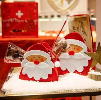 Шоколадный Новый Год в Женеве
