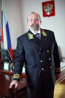 Consul de Fédération de Russie à Genève