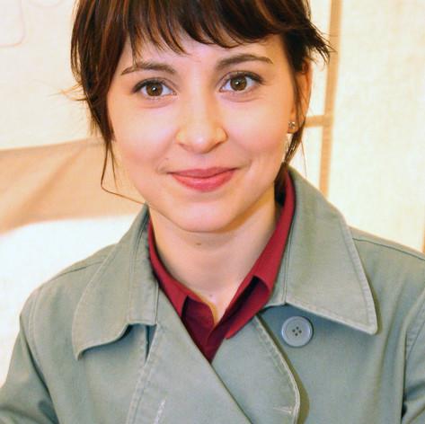 "Сьёмка х/ф ""Переводчица"" в Женеве - Реж. Е.Хазанова"