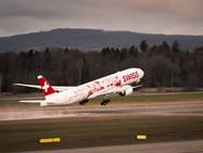 Swiss сокращает количество вылетов из Женевы