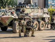 Инспекторы из России изучают опыт военной полиции Швейцарии