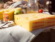 Эмменталер – швейцарский сыр с дыркой