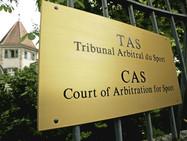 CAS заявил о государственной допинговой схеме в России