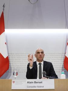 Пять тестов в месяц бесплатно каждому жителю Швейцарии